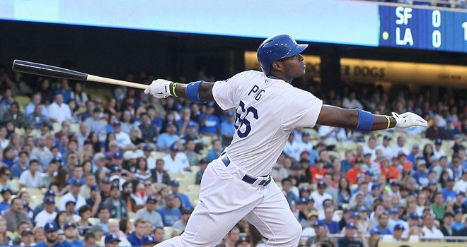 Yasiel Puig Wallpaper