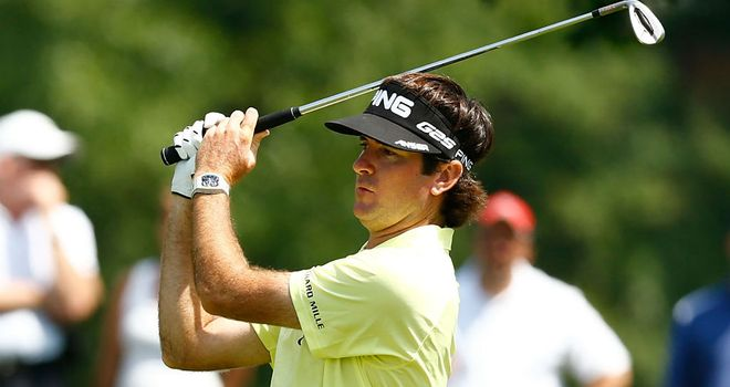 Bubba Watson: Dropped three shots coming home to leave the event wide open