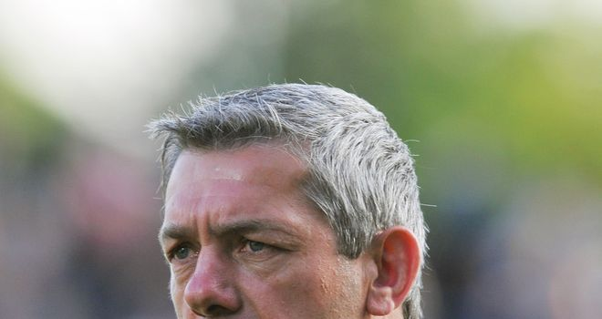 Daryl Powell: Tasted success in his first home match in charge of the Tigers