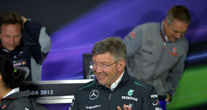 Ross Brawn: No chance there'll be a Monaco-style win this weekend