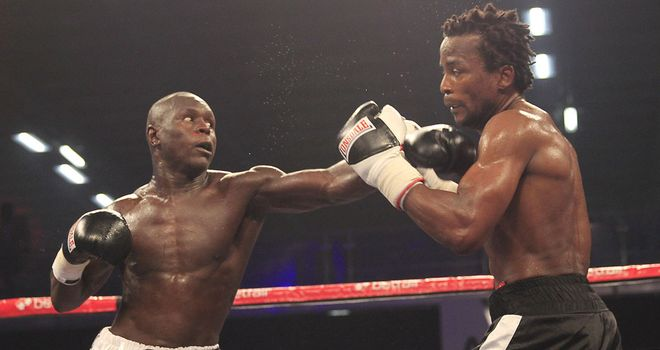 Erick Ochieng: Looking to make history on Saturday (Pic leighdawneyphotography.com)
