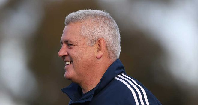 Warren Gatland: Lions coach ready for 'life-changing' Test
