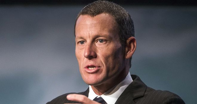 Lance Armstrong has hit out at UCI president Pat McQuaid
