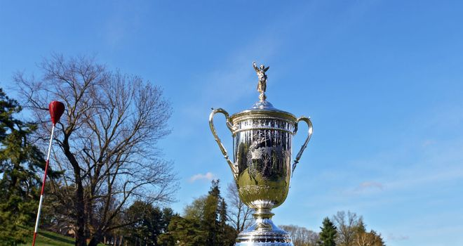 Who will get their hands on the US Open trophy?