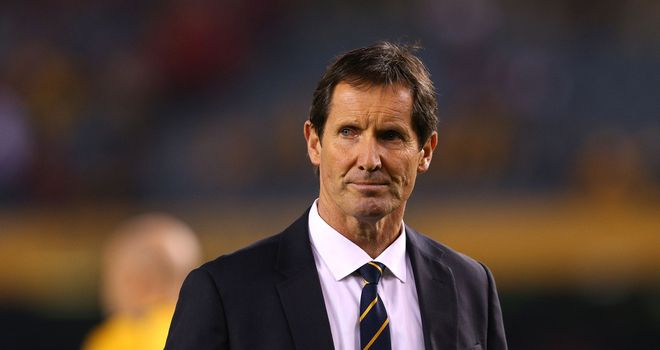 Robbie Deans: Keen to get back to the action
