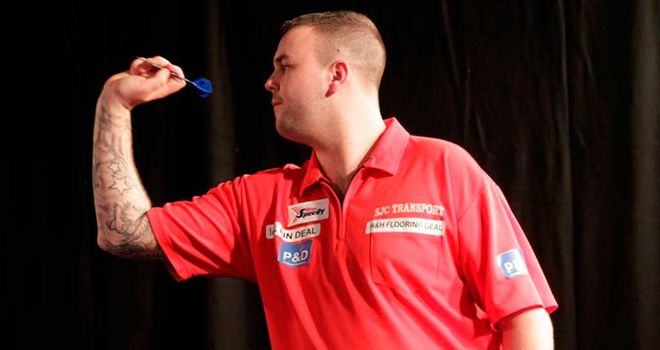 Ross Smith: Nine-darter in vain in defeat to Adrian Lewis