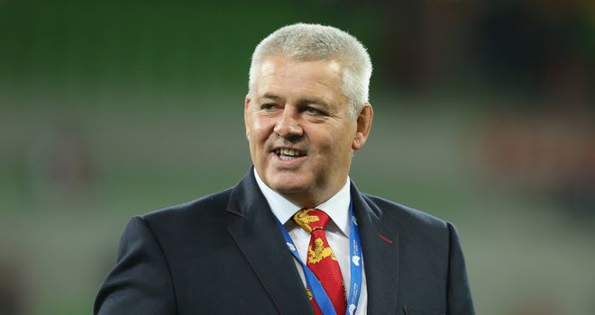 Warren Gatland has not closed the door on future Lions tours