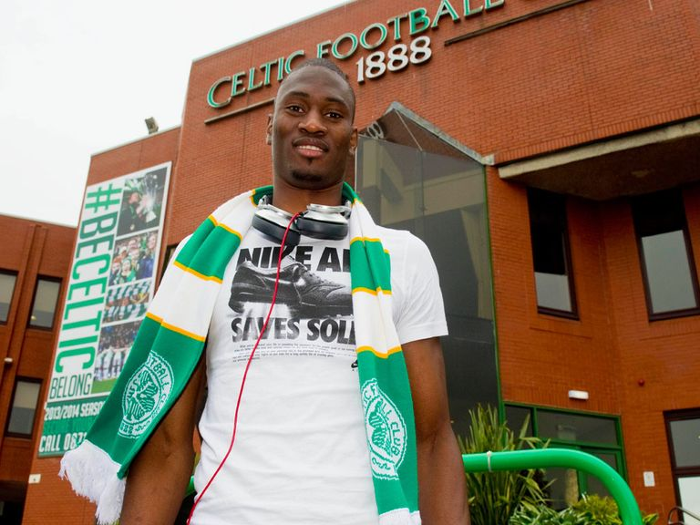 Amido Balde: Looks set for Celtic move