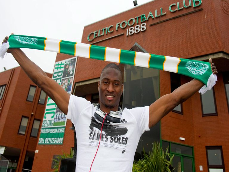 Amido Balde: Celtic move looks like it could be very close