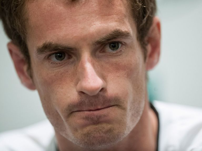 Andy Murray: Not fazed about the draw