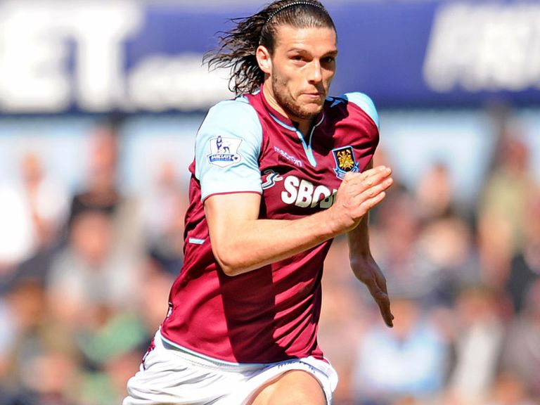 Andy Carroll: Battling back to fitness