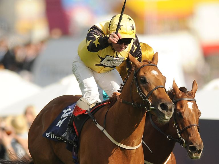 Arctic Feeling wins at Epsom 12 months ago. Can lightning strike twice?