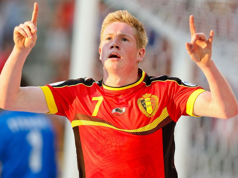 Kevin De Bruyne: Could be set for Chelsea stay