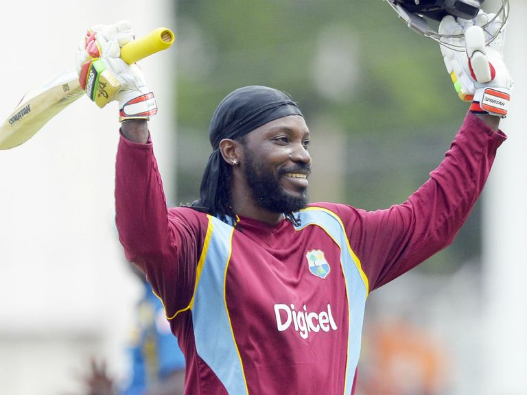 Chris Gayle: Fit to face England