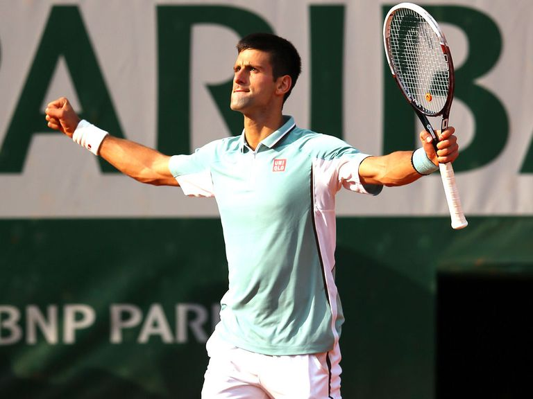 Novak Djokovic: Top seed in the men's singles at Wimbledon