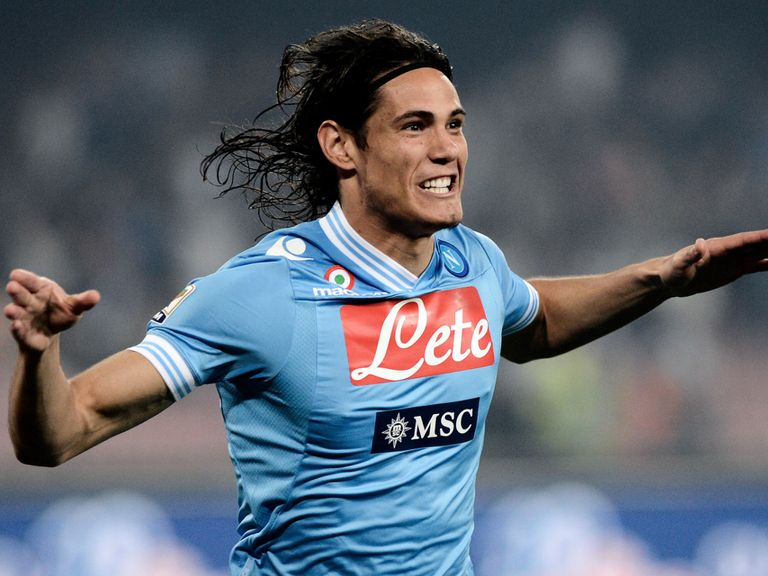 Edinson Cavani: Expected to move this summer