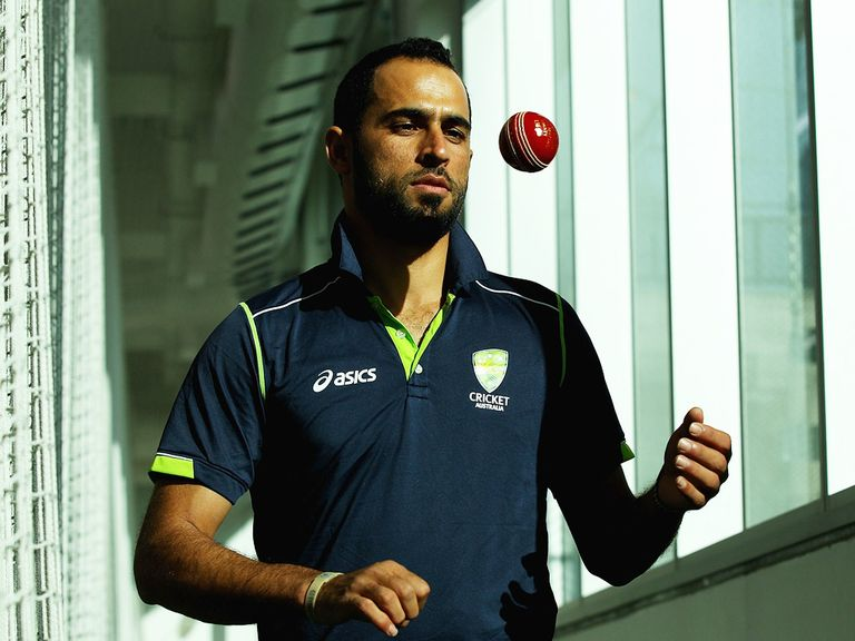 Fawad Ahmed: Named in Australia's one-day squad