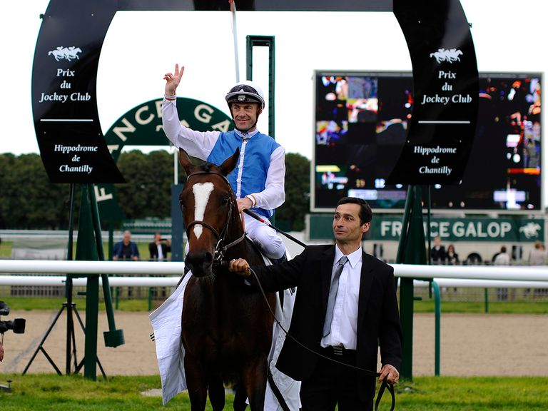Intello: Man On The Spot's fancy for the Arc