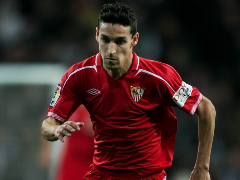Jesus Navas: Feels ready to test himself in the Premier League