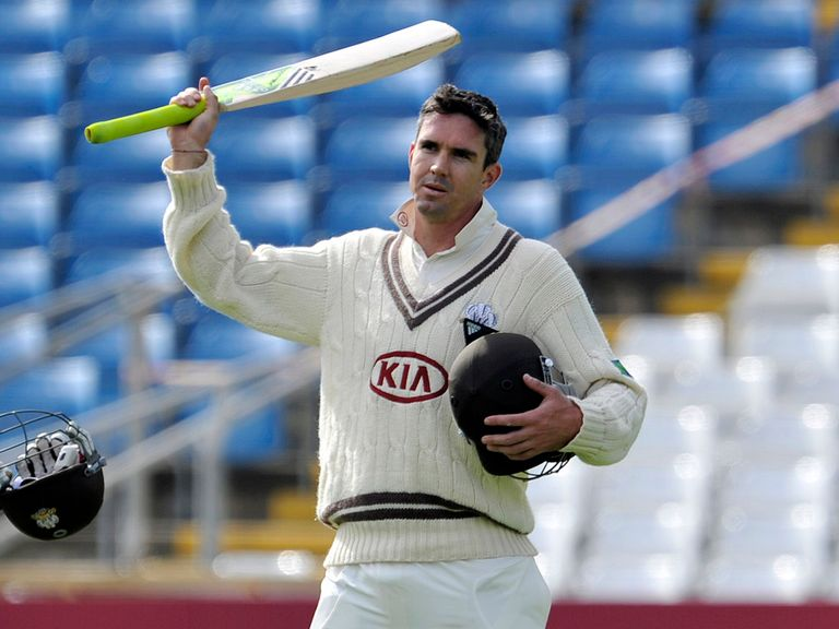 Kevin Pietersen in Surrey colours