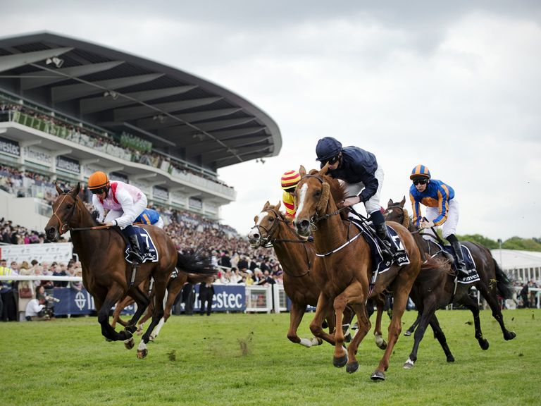 Ruler Of The World is set to return to Epsom on Saturday