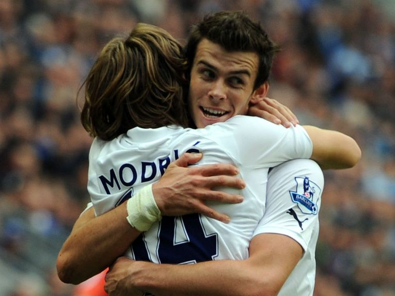 Luka Modric: Would welcome a reunion with Gareth Bale in Madrid