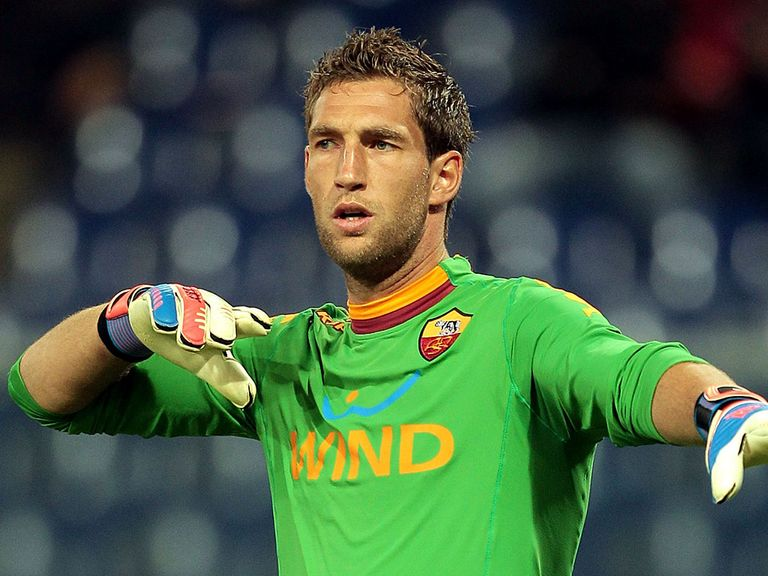 Maarten Stekelenburg: Is closing in on a move to Fulham