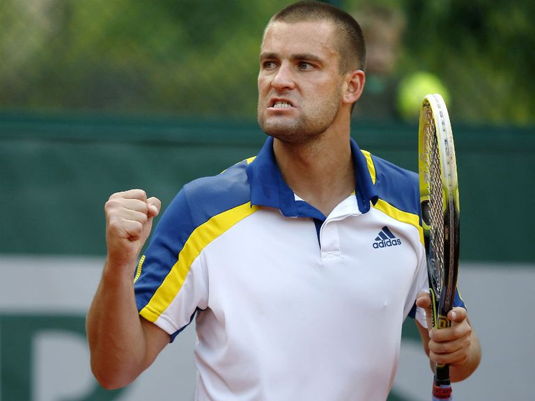 Mikhail Youzhny: Aiming to win his ninth ATP Tour title