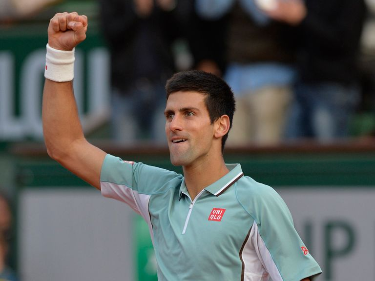 Novak Djokovic: Installed as title favourite
