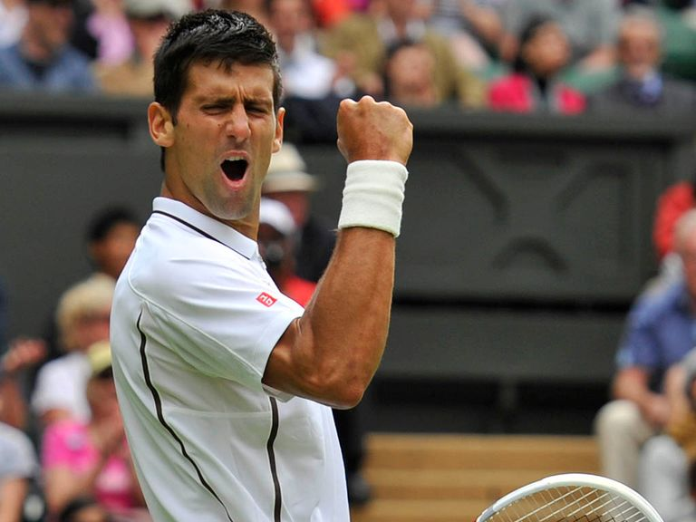 Novak Djokovic: Impressive start to his title bid
