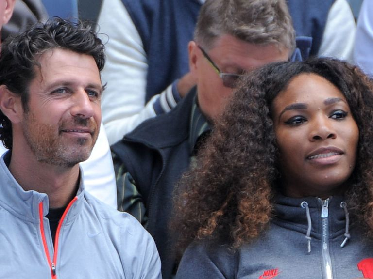 Mouratoglou and Williams: A winning team