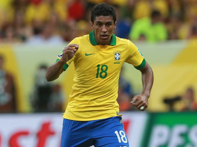 Paulinho: Wants to join Tottenham