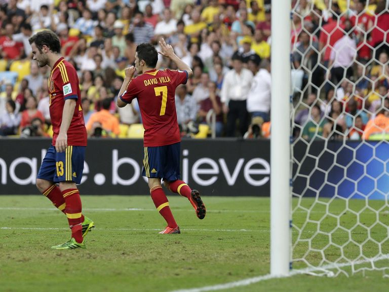 Spain's romp over Tahiti cost Cheeky Punt dear