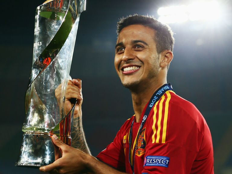 Thiago Alcantara: Wanted by Bayern Munich