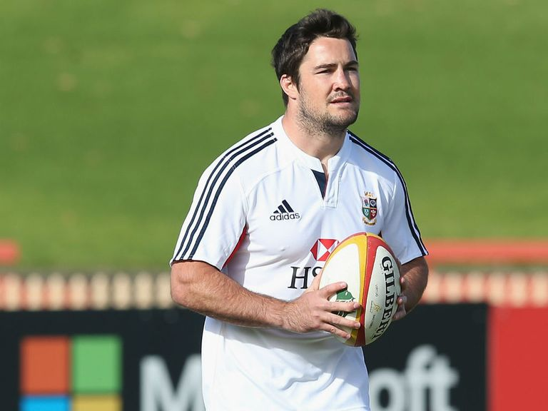 Brad Barritt: Has undergone foot surgery