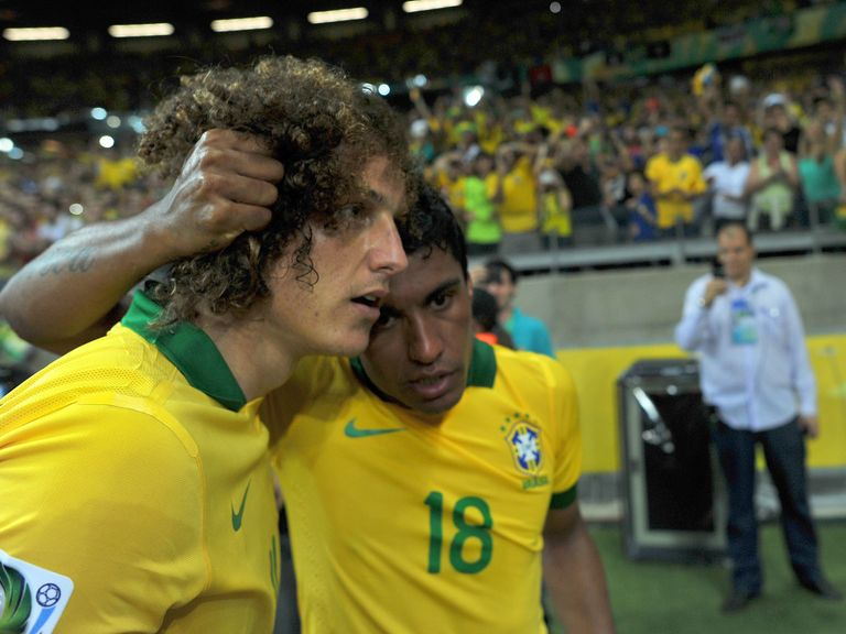 David Luiz has backed Paulinho to shine in the Premier League