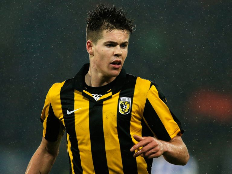 Marco van Ginkel: Has joined Chelsea on a five-year deal