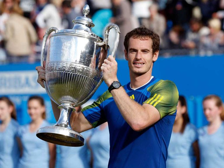 Andy Murray: Will he help Cheeky get back into funds after a disastrous weekend?