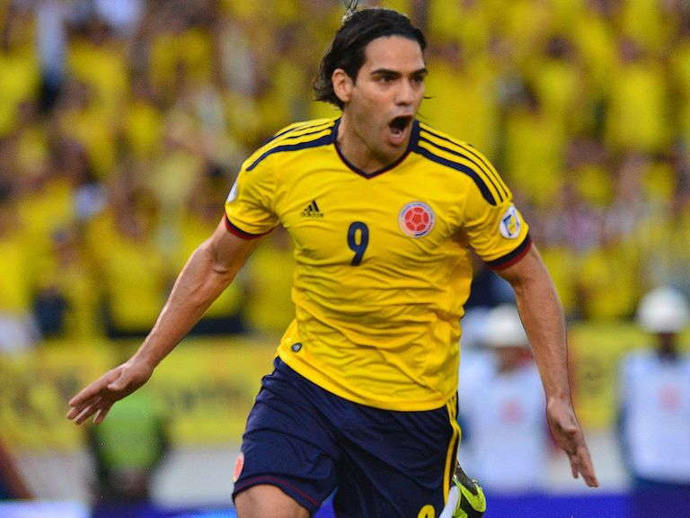 Radamel Falcao: Injury costs striker World Cup place