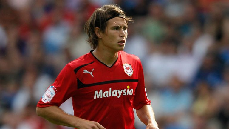 Etien Velikonja: Hoping to force his way into Malky Mackay's plans