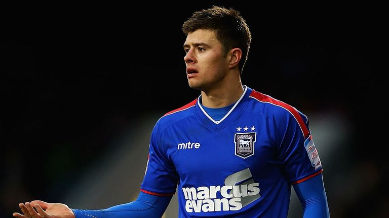 Aaron Cresswell: Happy at Ipswich but keen to play in Premier League