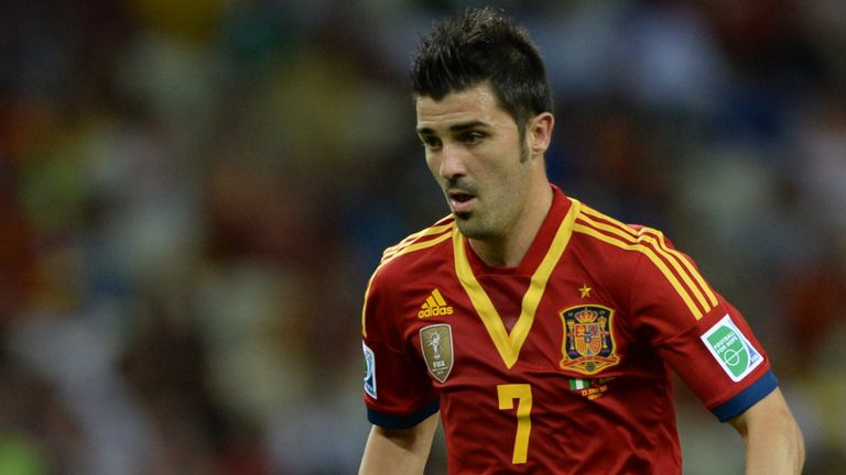 David Villa: Spain's top goalscorer moving on the cheap