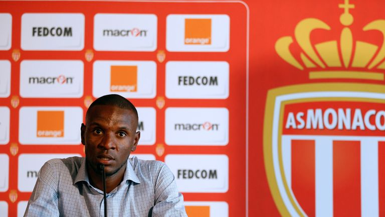 Eric Abidal: Joined Monaco in the summer