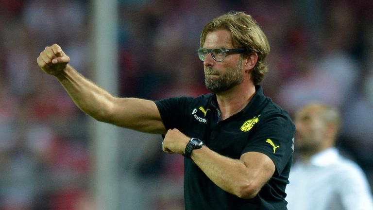 Jurgen Klopp: Pleased with his side's win over Bayern Munich