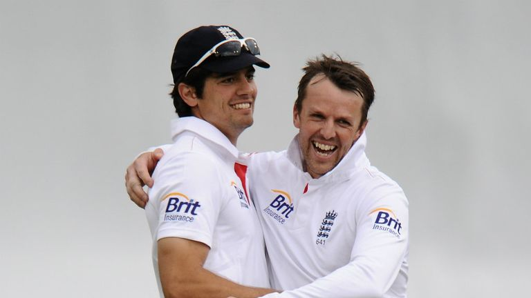 The loss of Swann was a blow to Cook's captaincy