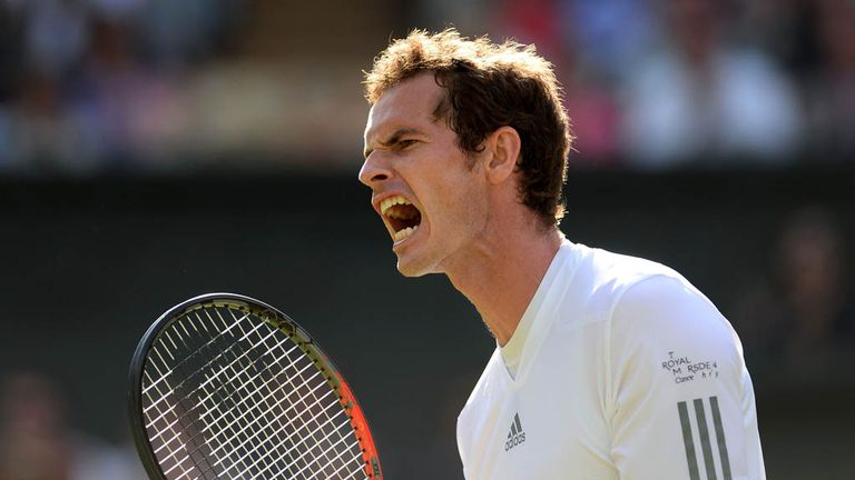Andy Murray: Eased through once over a second set blip
