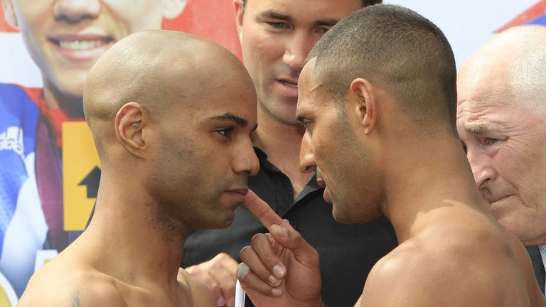 Kell Brook: Looking forward to renewing rivalry with Carson Jones