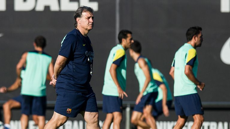 Gerardo Martino: Expects his side to win