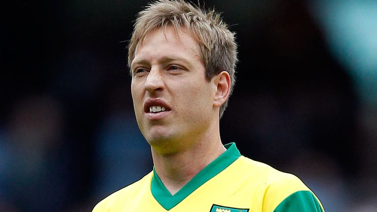 Luciano Becchio: Miffed at his lack of playing time for Norwich City