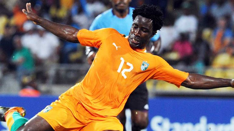 Wilfried Bony: Joins Swansea for a club record fee